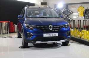 Lumayan Juga, Renault Triber Udah Dipesan Ribuan Unit