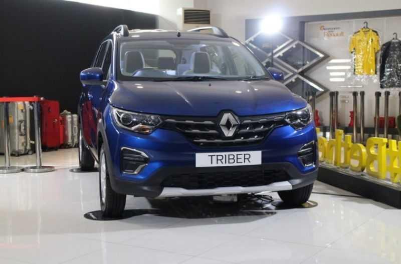 Renault Triber Resmi Dikenalkan, MPV Murah yang Dipaksa Gak Murahan
