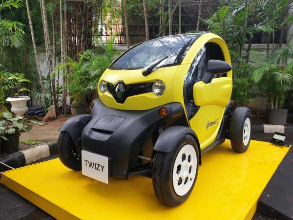 Review Renault Twizy, Kalau Dijual di Indonesia, Pada Mau Beli?