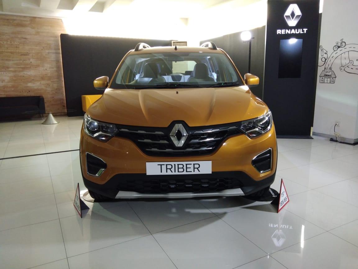 Renault Siapkan Mesin Turbo untuk Triber Nah Ini Baru Oke