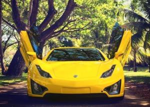 Esemka Tampilkan Mobil Listrik Selo Mirip Lamborghini, Bakal Kolaborasi Nih?