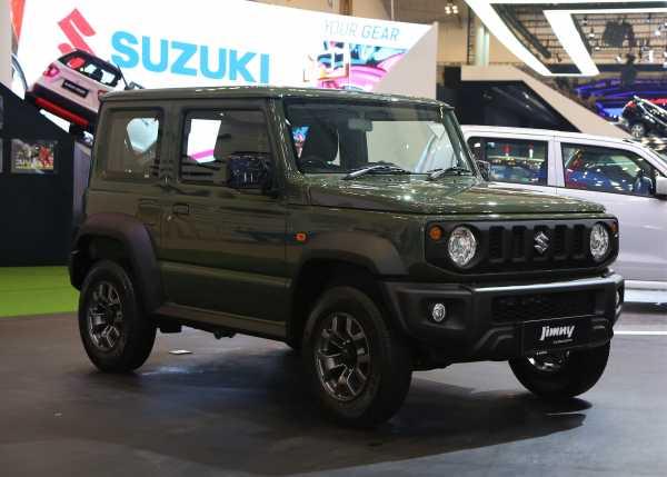 GIIAS 2019: Sejarah Suzuki Jimny