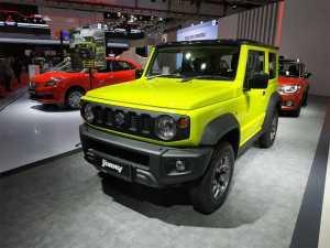 IIMS 2019: Video Suzuki All New Jimny, Udah Bisa Dipesan!