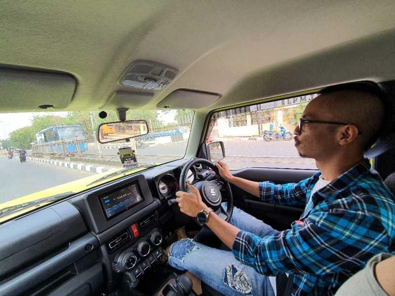 Gak Melulu Offroad, Ini 3 Hal Penting Suzuki Jimny Asik Dipakai Harian
