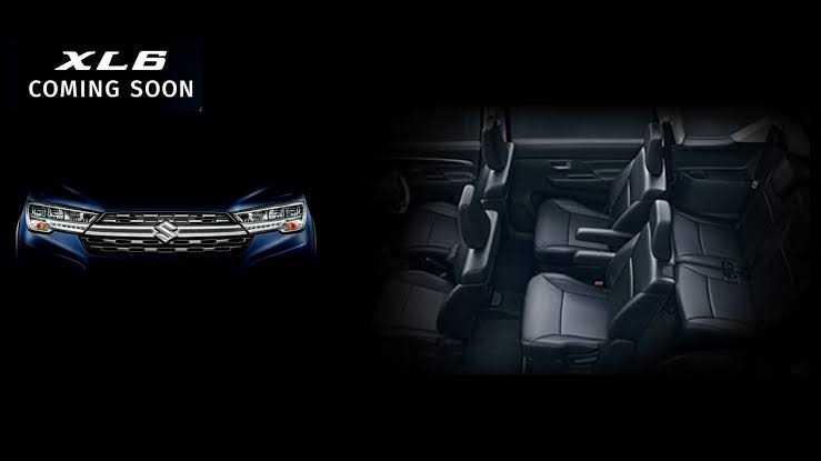 Penampakan Suzuki XL6, Ertiga Crossover Berwajah Kijang Innova