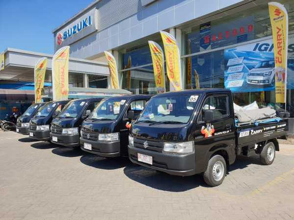 19 Ribuan Unit Suzuki Carry Terjual di Indonesia Tahun Ini