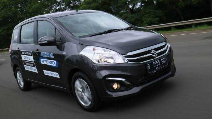 Suzuki Ertiga Diesel Stop Produksi