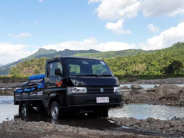 Meski Udah Euro 4, Suzuki New Carry Bisa Minum Bensin Apa Aja