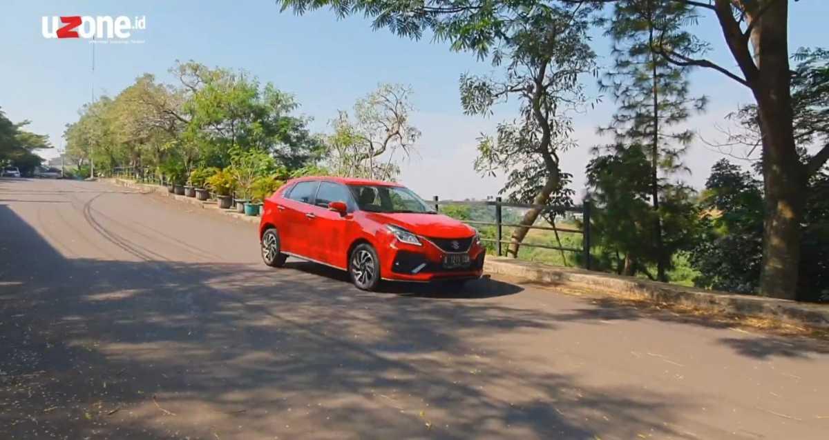 Test Drive Suzuki Baleno Facelit, Irit, Murah, Keren?