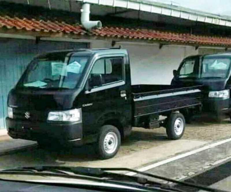 Penampakan Suzuki All New Carry, Makin Keliatan Mobil Tempur