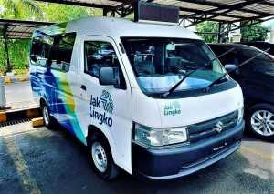 Suzuki Carry terbaru jadi armada Jak Lingko