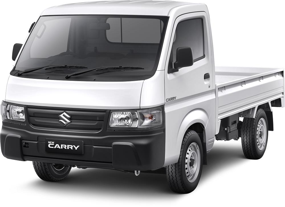 Suzuki Permak Carry dan Tambahkan Alat Pemadam Api