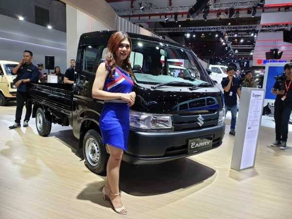 IIMS 2019: Video Review Suzuki All New Carry, Si Raja Pikap Bermesin Ertiga