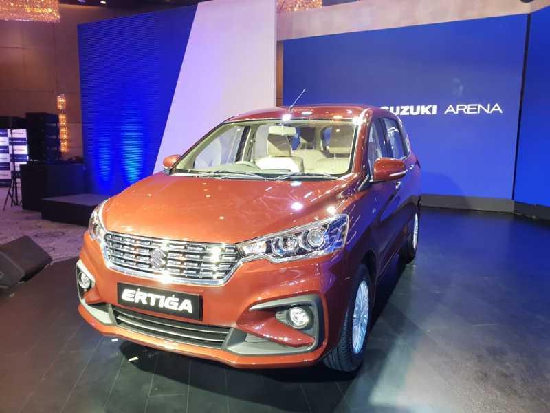 All New Ertiga Diesel Pakai Mesin Baru, Bawa ke Indonesia Dong!