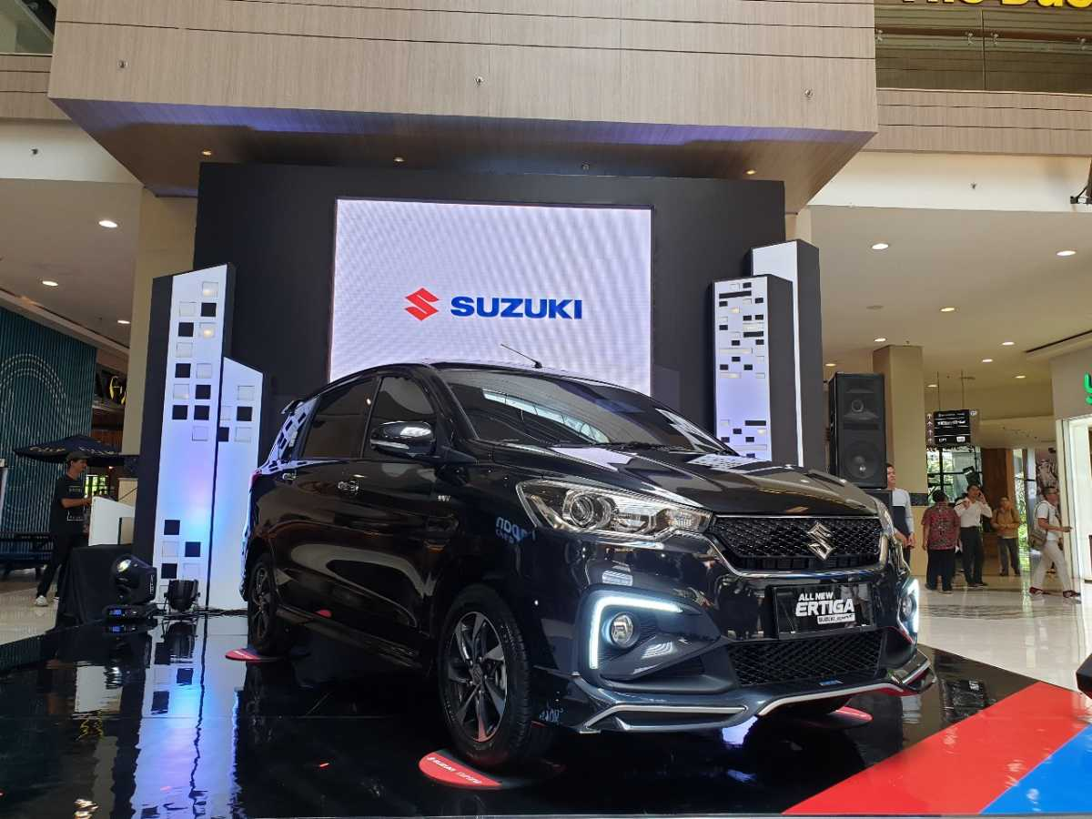 Ini Dia All New Suzuki Ertiga Sport, Harga Lebih Murah Rp 10 Jutaan!