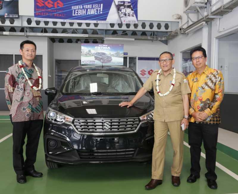 Sebagus Apa Layanan Service dan Aftersales Suzuki untuk Mendongkrak Ertiga?