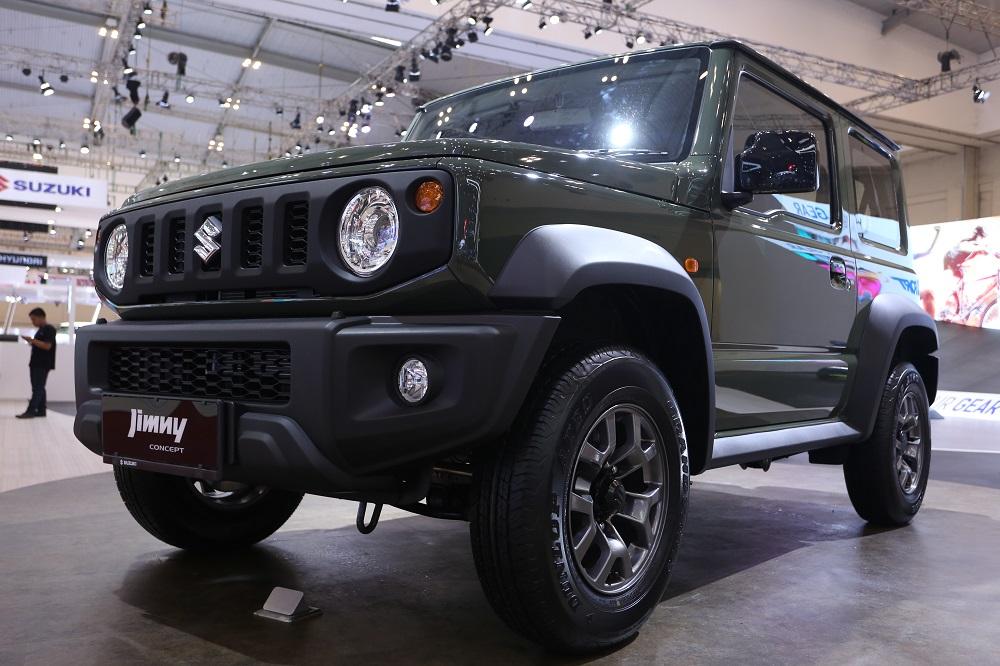 Dijatah 100 Unit Perbulan, Suzuki Jimny Sold Out Sebelum Diluncurkan