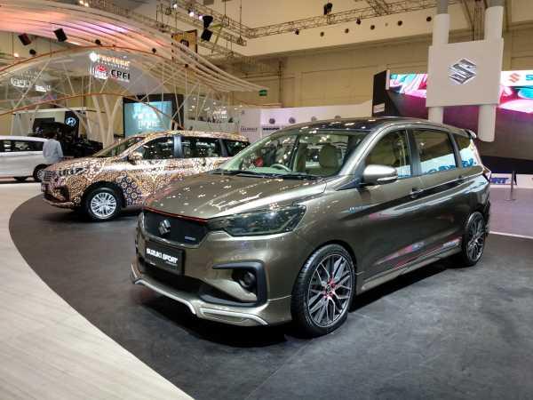 Suzuki Ertiga Termewah Siap Meluncur, Minor Change Kemaren Mah Cuma Intro