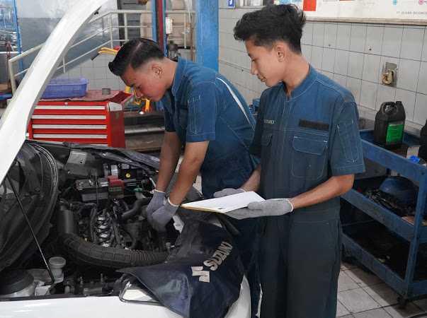 Permintaan Home Service Suzuki Meningkat saat Layanan Lain Menurun