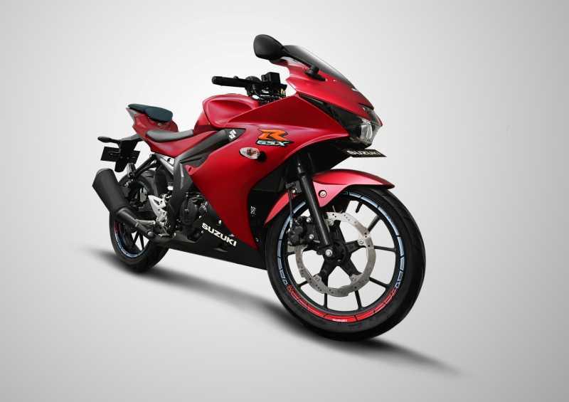 Suzuki Luncurkan GSX-R 150 Pakai Warna Merah Doff, Keren Gak Sih?