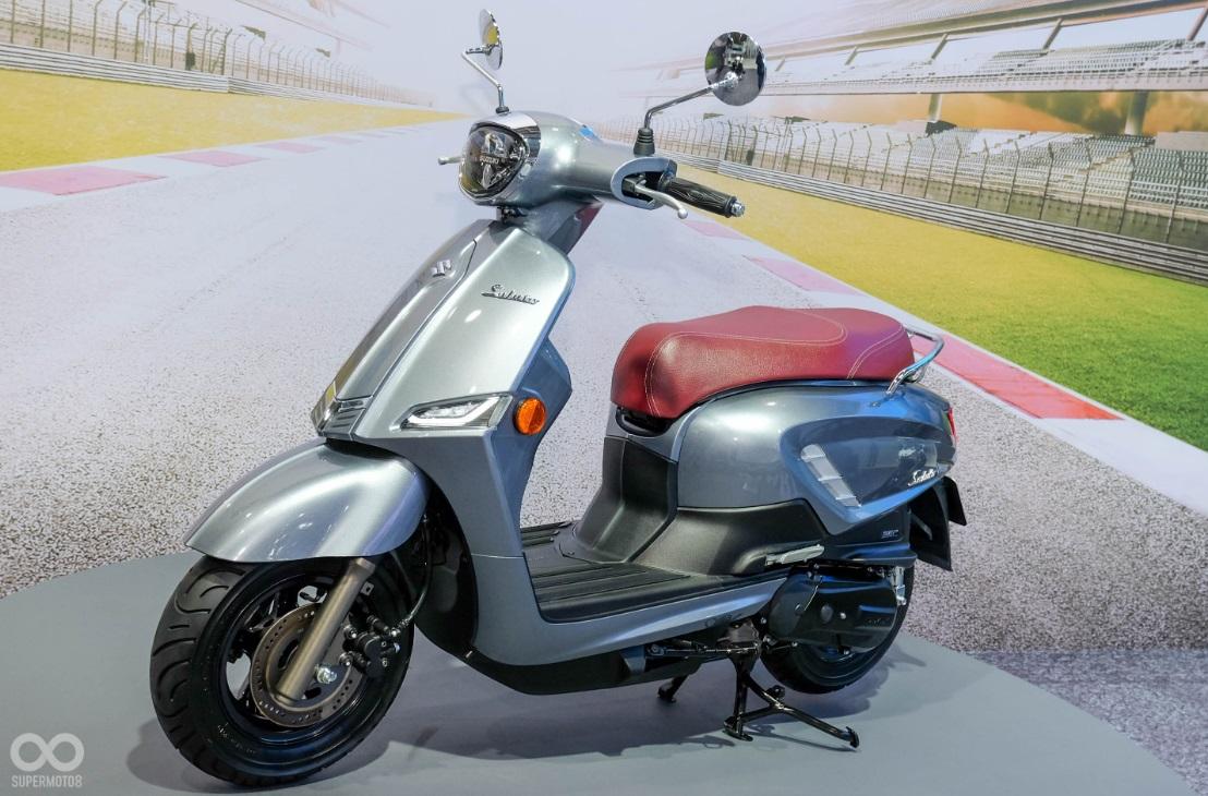 Jadi Isu Panas, Suzuki Saluto 125 Bakal Dijual di Indonesia