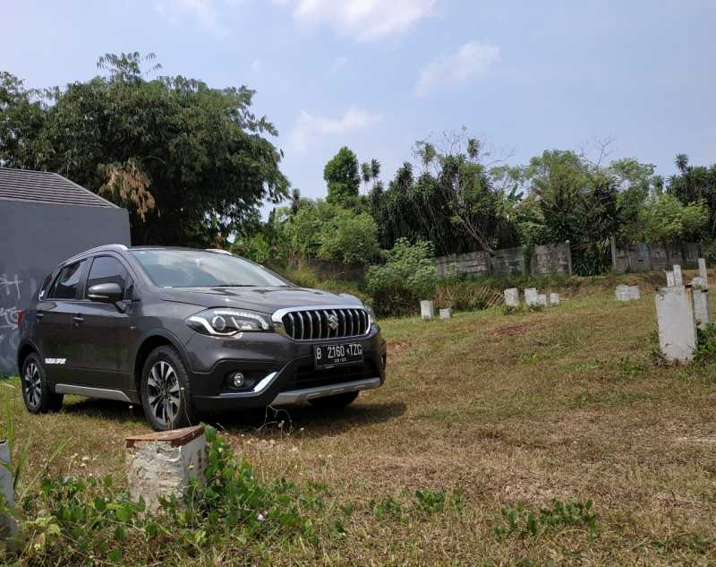 Test Drive Review: Suzuki S-Cross, Darah Murni Crossover