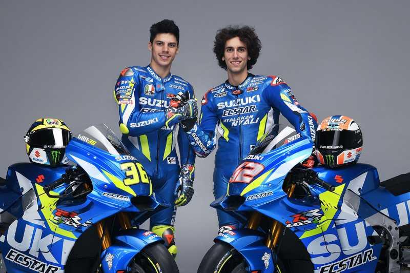 Suzuki juga Luncurkan motor balap MotoGP 2019, Sekeren Apa?