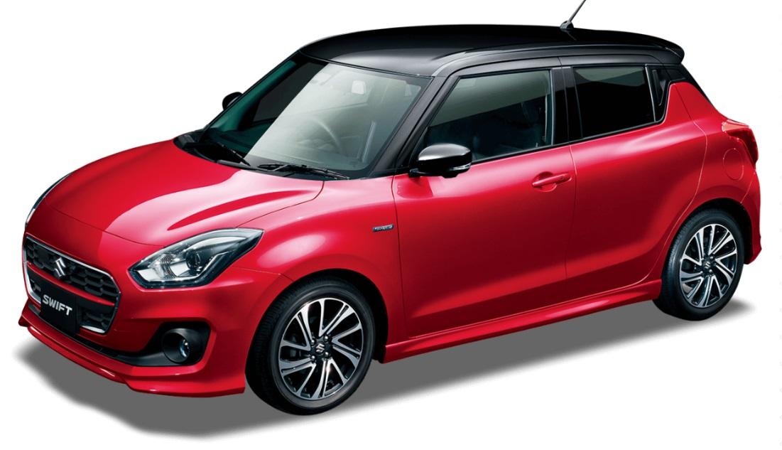 Suzuki Swift 2020 Terlihat Makin Kece