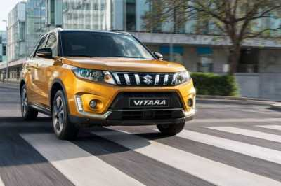 Suzuki Vitara Brezza Sudah Ada Model Baru, Kapan Masuk Indonesia Ya?