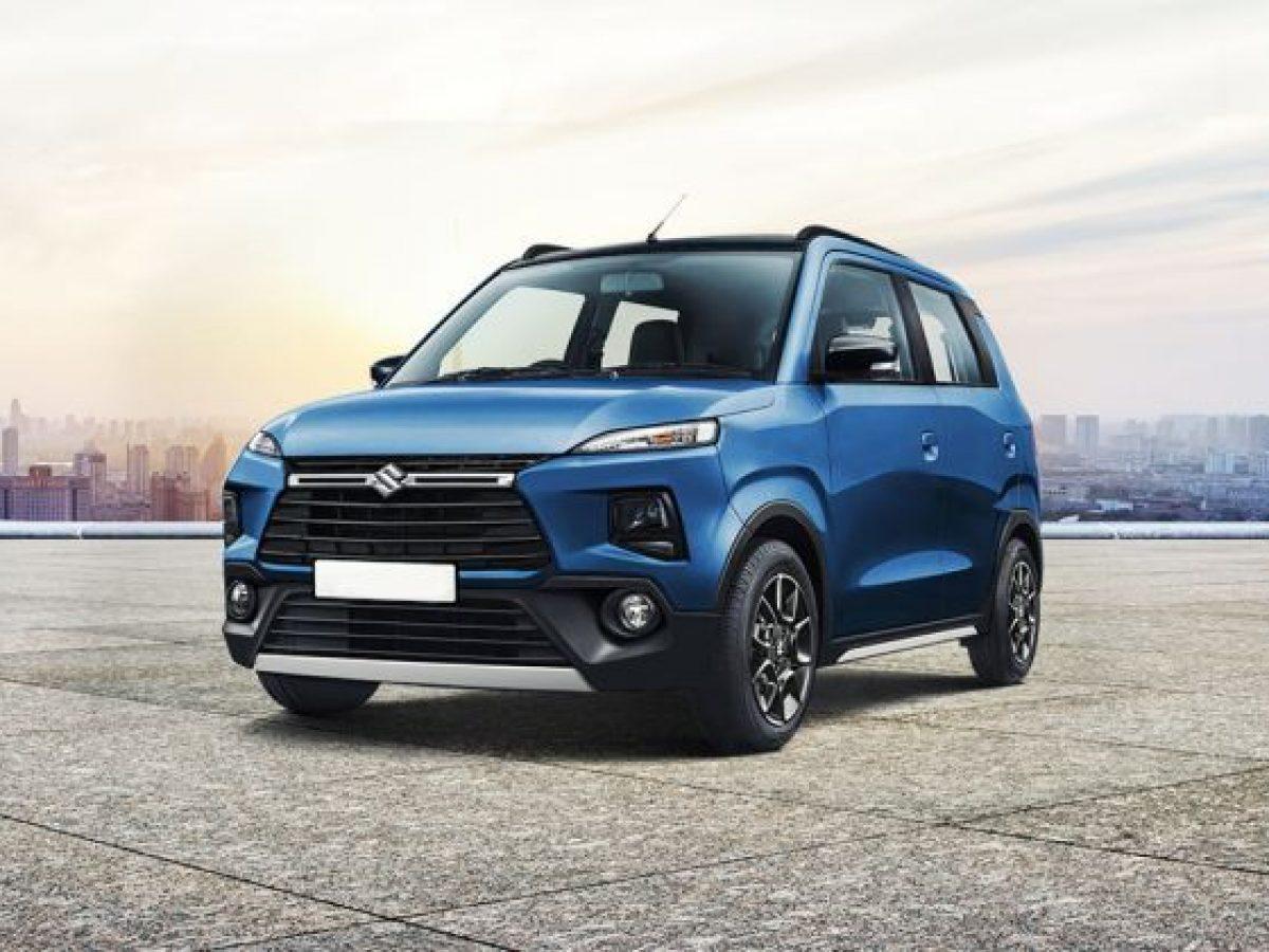 Setelah XL7, Suzuki Siapkan XL5 dari Wagon R
