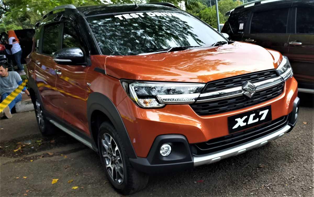 Program Tukar Tambah dengan Suzuki XL7, Ertiga dan S-Cross