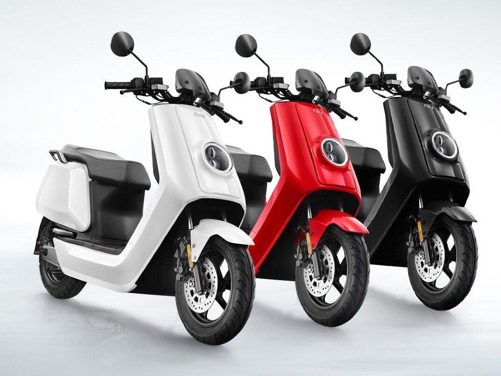 Motor Listrik China Siap Menyerbu Indonesia Bulan Depan