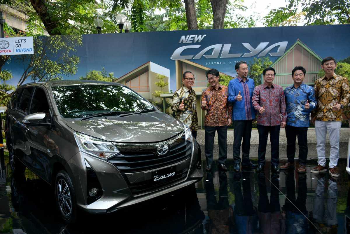 Toyota Calya Facelift Diluncurkan, Lebih Value For Money?