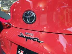 GIIAS 2019: Review Toyota Supra, Sang Kembaran BMW Z4