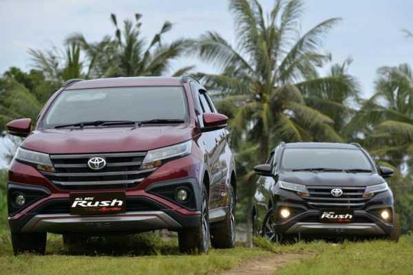 Toyota Rush Direcall Sebanyak 60 Ribu Unit, Sabar Ini Ujian..