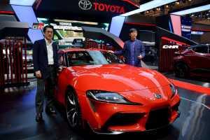 VIDEO Review Toyota Supra, Sang Legenda Kembarannya BMW Z4