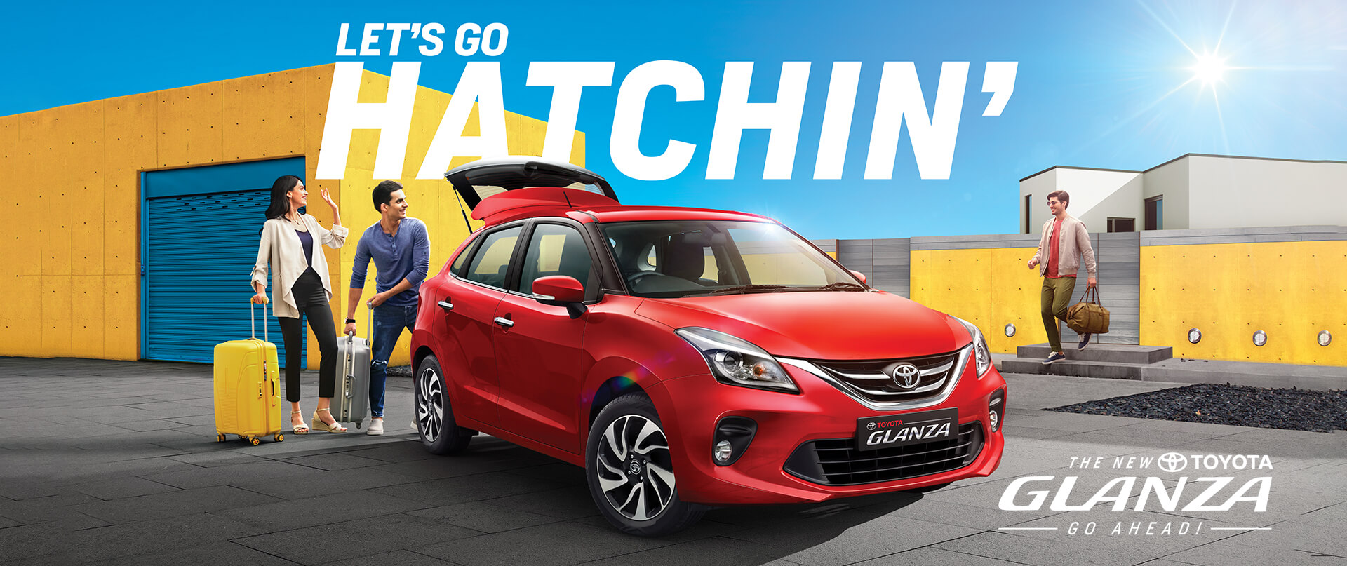 Toyota Glanza Meluncur, Bertaruh dari Hasil Jiplakan Suzuki Baleno