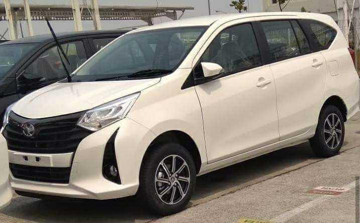 Toyota Calya Facelift jadi Mirip Avanza