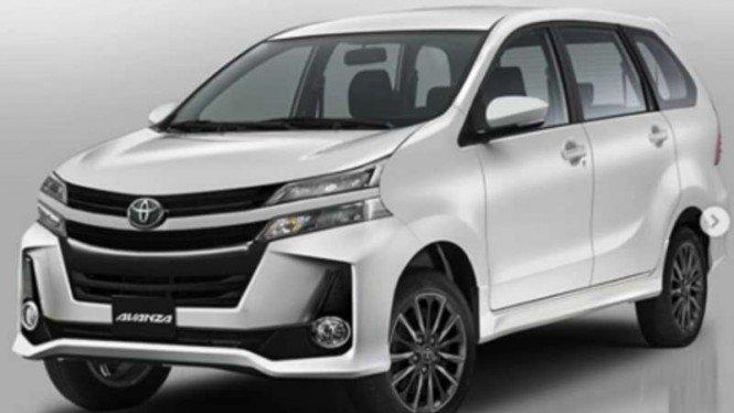 Bukan Ala-ala SUV, Avanza Model Baru Malah Mirip Alphard?