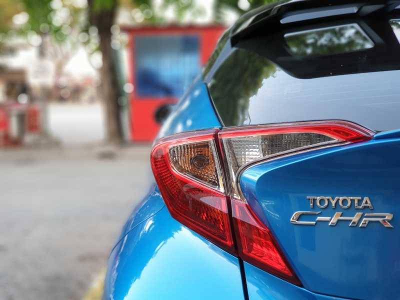Test Drive Review Toyota C-HR, Ganteng-ganteng Mahal