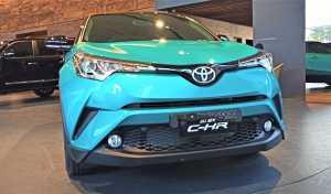 Kombinasi generasi-4 Toyota Hybrid Synergy Drive dan Toyota New Global Architecture (TNGA).
