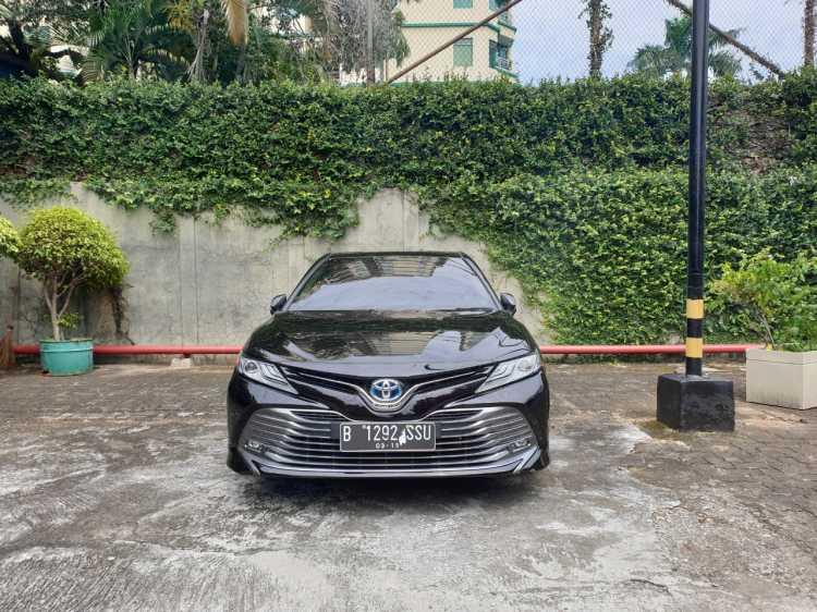 Liat Detail Toyota All New Camry dengan View 360 Derajat