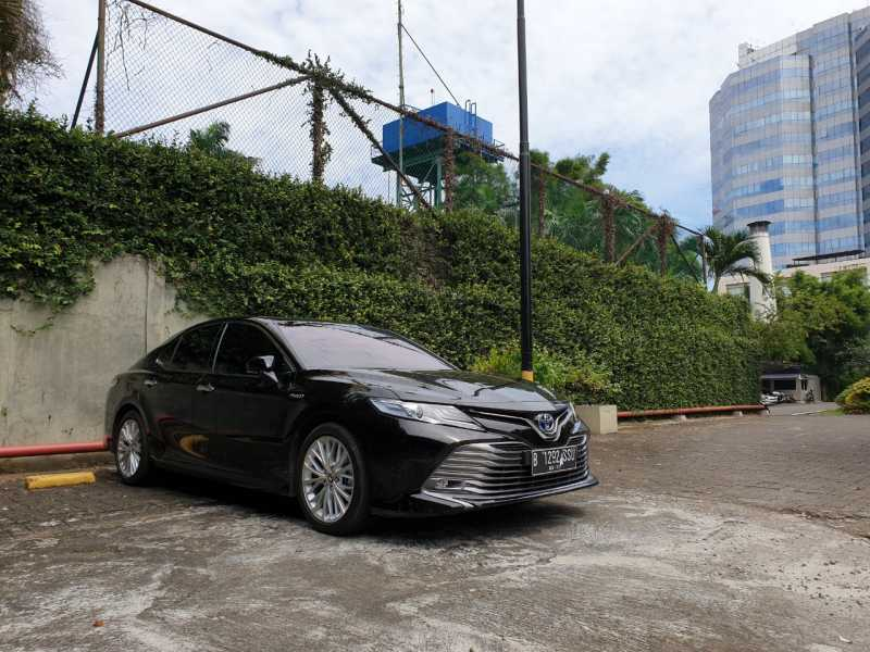 Test Drive Review All New Camry, Revolusi Sedan Toyota