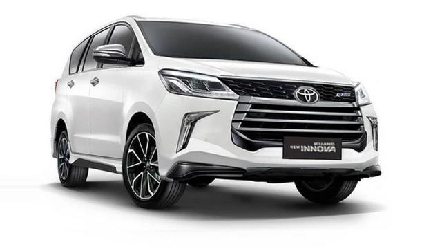 Fortuner dan Hilux Sudah, Tinggal Innova Baru Nih, Toyota?