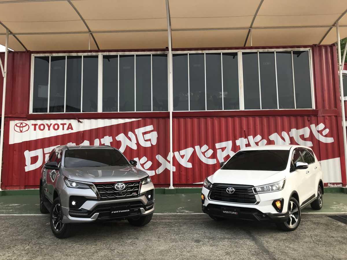 Toyota Indonesia Luncurkan Innova dan Fortuner Facelift
