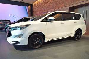 Toyota Kijang Innova TRD Sportivo Limited Edition