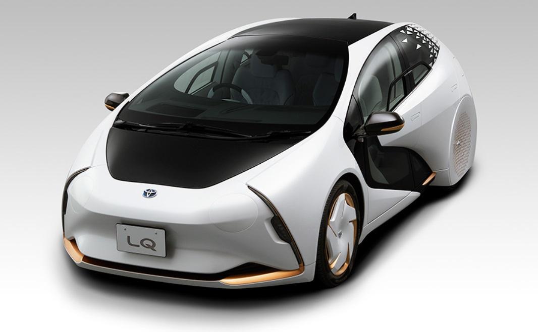 7 Teknologi Canggih pada Mobil Toyota Masa Depan