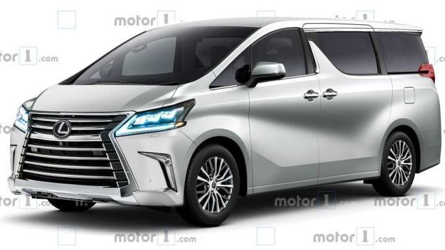 Lexus Mau Bikin MPV Mewah dari Alphard, Asal Jangan Sekedar Ganti Emblem!