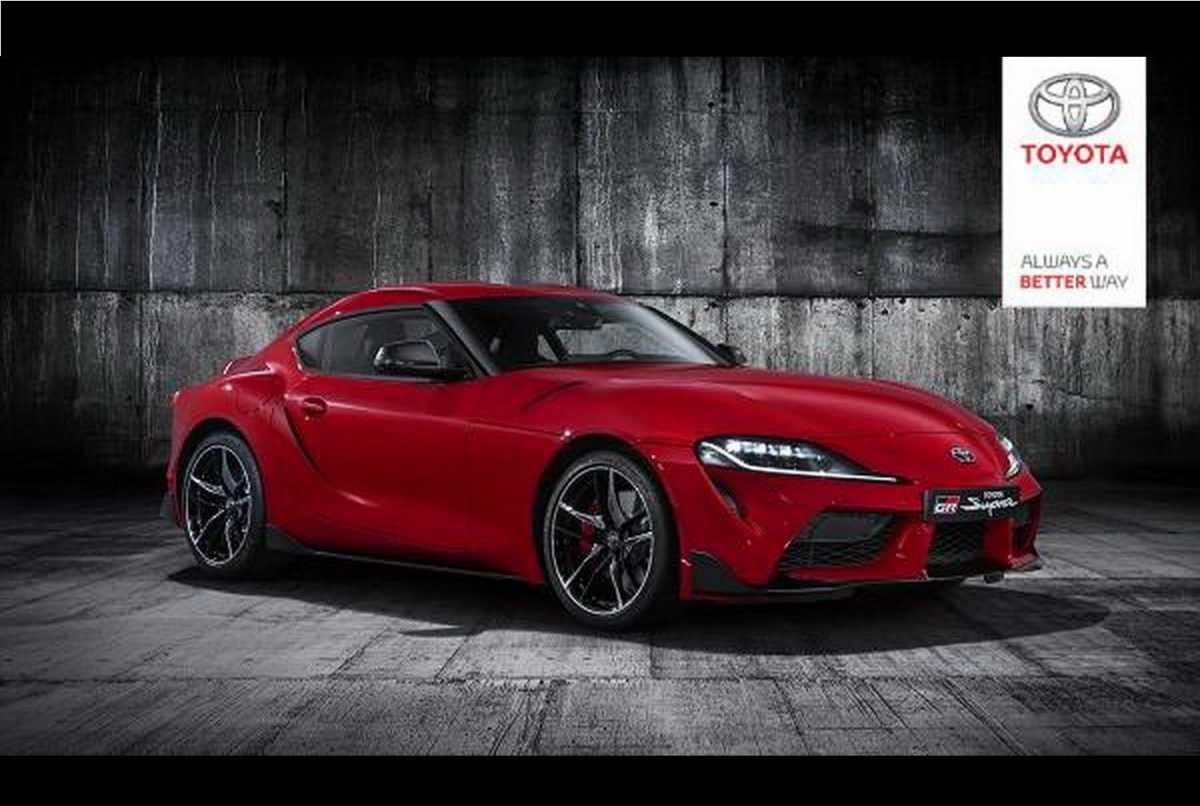 Goks Nih, Selain Dipajang, Toyota Supra Bisa Dipesan di GIIAS 2019