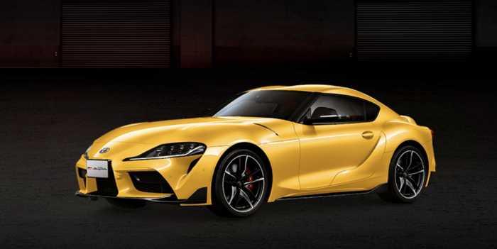12 Unit Toyota New GR Supra di Indonesia Habis Terjual
